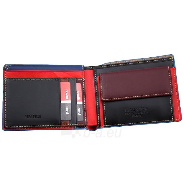 Vyriška PIERRE CARDIN piniginė VPN1202 Paveikslėlis 2 iš 5 310820029445