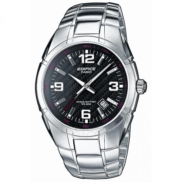 Vyriškas Casio laikrodis EF-125D-1AVEF Paveikslėlis 1 iš 3 30069606682