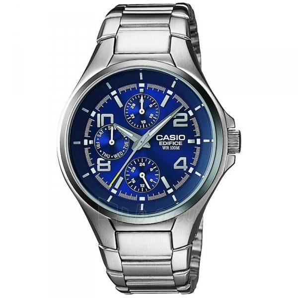 Male CASIO laikrodis EF-316D-2AVEF Paveikslėlis 1 iš 2 310820036094