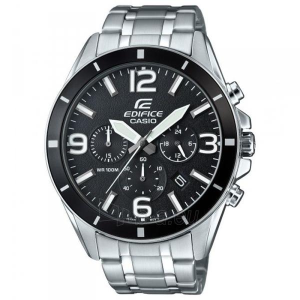 Vyriškas Casio laikrodis EFR-553D-1BVUEF Paveikslėlis 1 iš 4 30069610950
