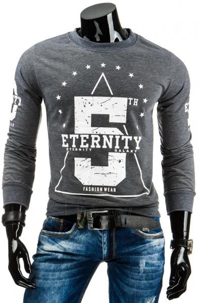 Vyriškas džemperis 5th (Antracitas) Paveikslėlis 1 iš 6 310820036957