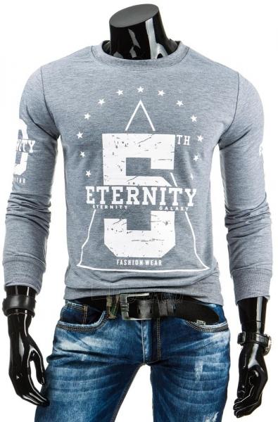 Vyriškas džemperis 5th (Pilkas) Paveikslėlis 1 iš 6 310820036956