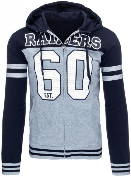 Vyriškas džemperis 60 (Pilkas) Paveikslėlis 1 iš 7 310820030931