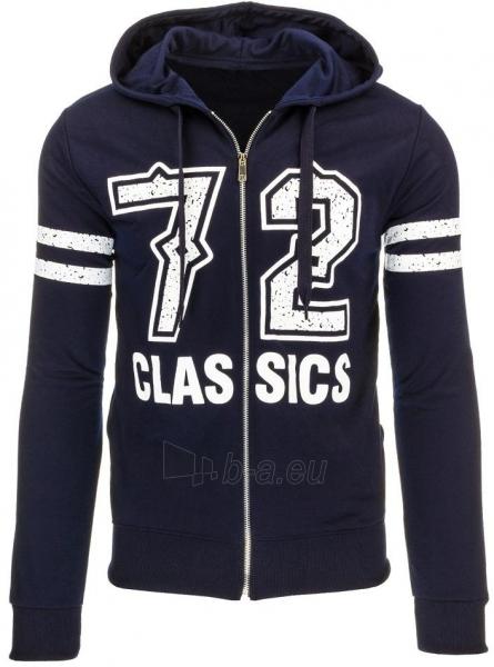 Vyriškas džemperis 72Clas (Tamsiai mėlynas) Paveikslėlis 1 iš 1 310820035151