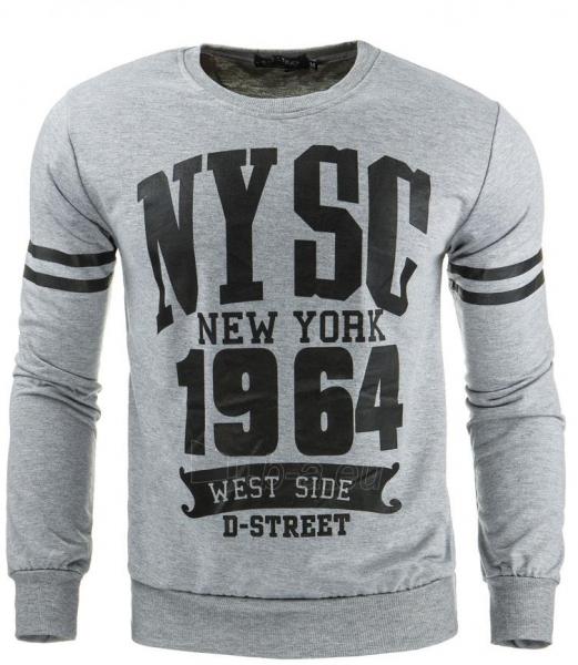 Vyriškas džemperis Acadia (Pilkas) Paveikslėlis 1 iš 1 310820032099