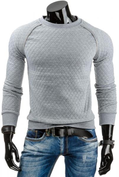 Vyriškas džemperis Ace (Pilkas) Paveikslėlis 1 iš 6 310820031657