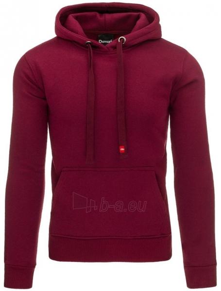 Vyriškas džemperis Adair (bordinės spalvos) Paveikslėlis 1 iš 7 310820041818