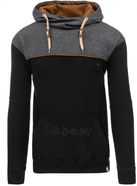 Vyriškas džemperis Adrian (Juodas) Paveikslėlis 1 iš 7 310820031649