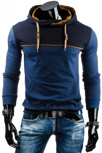Vyriškas džemperis Adrian (Mėlynas) Paveikslėlis 1 iš 6 310820031645