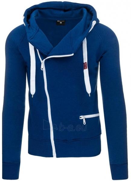 Vyriškas džemperis Agustin (Mėlynos spalvos) Paveikslėlis 1 iš 7 310820041843