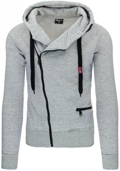 Vyriškas džemperis Agustin (Pilkos spalvos) Paveikslėlis 1 iš 7 310820041844