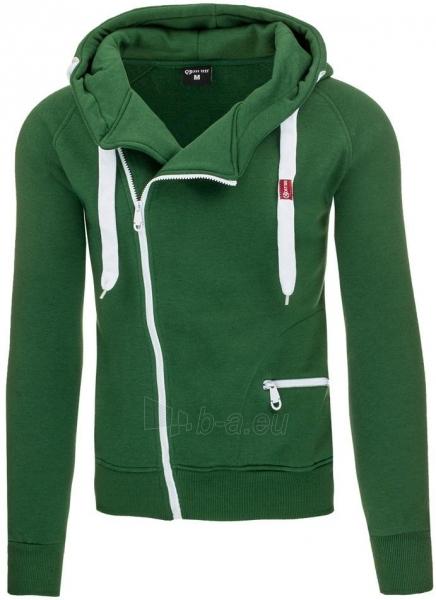 Vyriškas džemperis Agustin (Žalios spalvos) Paveikslėlis 1 iš 7 310820041842