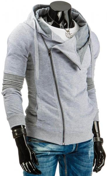 Vyriškas džemperis Albany (Pilkas) Paveikslėlis 1 iš 5 310820031636