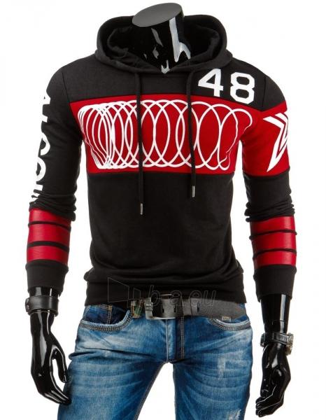 Vyriškas džemperis Alc (Juodas) Paveikslėlis 1 iš 6 310820043613