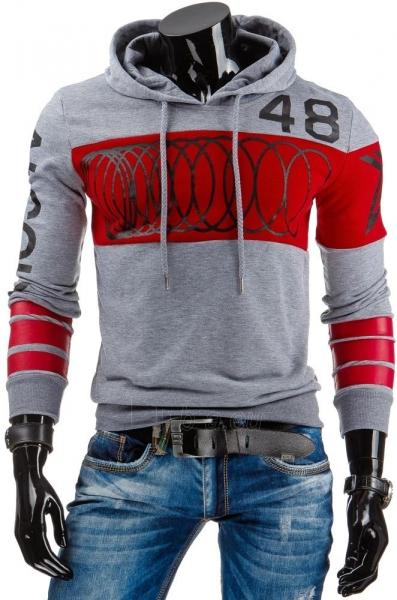 Vyriškas džemperis Alc (Pilkas) Paveikslėlis 1 iš 6 310820031007