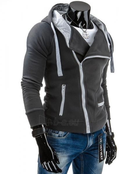 Vyriškas džemperis Alejandro (Grafitas) Paveikslėlis 1 iš 6 310820043599