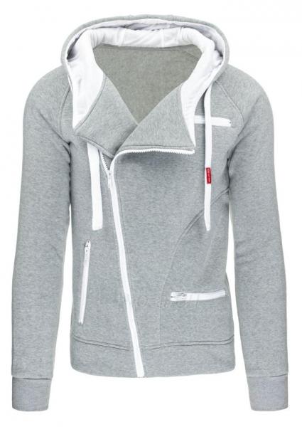 Vyriškas džemperis Alejandro (Šviesiai pilkas) Paveikslėlis 1 iš 7 310820043441