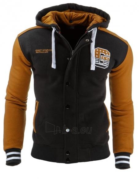 Vyriškas džemperis Alton (juodos spalvos) Paveikslėlis 1 iš 2 310820042363