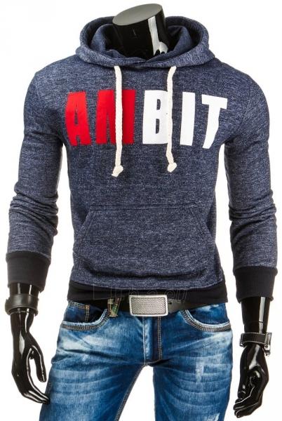 Vyriškas džemperis AmBit (Tamsiai mėlynas) Paveikslėlis 1 iš 6 310820030971