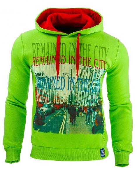 Vyriškas džemperis Ames (Lime) Paveikslėlis 1 iš 1 310820031779
