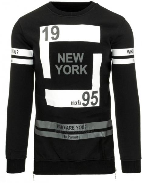 Vyriškas džemperis Anderson (Juodos spalvos) Paveikslėlis 1 iš 2 310820041720