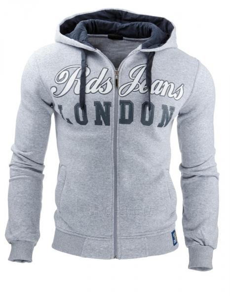 Vyriškas džemperis Angleton (Pilkas) Paveikslėlis 1 iš 1 310820031695