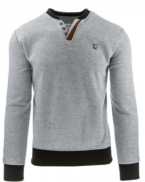 Vyriškas džemperis Apollo (Pilkas) Paveikslėlis 1 iš 2 310820035103