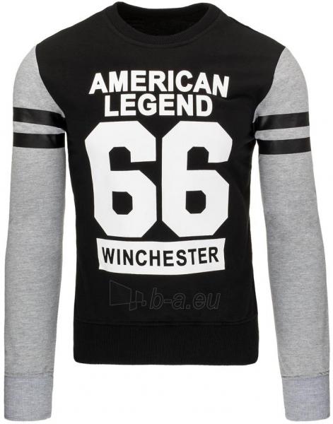 Vyriškas džemperis Arimo (Juodas) Paveikslėlis 1 iš 7 310820032172