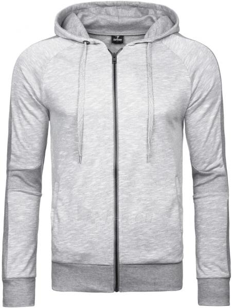 Vyriškas džemperis Artur (pilkas) Paveikslėlis 1 iš 6 310820042379