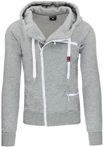 Vyriškas džemperis Aston (Pilkos spalvos) Paveikslėlis 1 iš 7 310820041833
