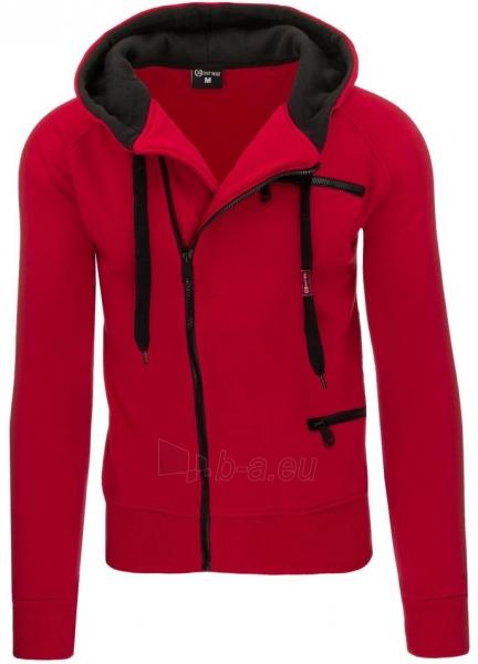 Vyriškas džemperis Aston (Raudonos spalvos) Paveikslėlis 1 iš 7 310820041837