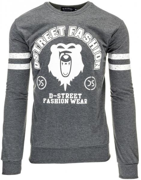 Vyriškas džemperis Atwood (Antracitas) Paveikslėlis 1 iš 1 310820035108