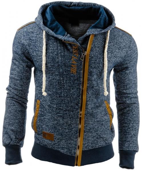 Vyriškas džemperis Austonio (Tamsiai mėlynas) Paveikslėlis 1 iš 1 310820031674