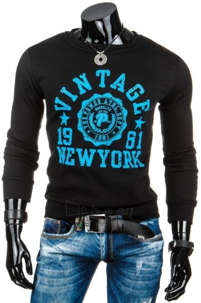 Vyriškas džemperis Barney (Juodas) Paveikslėlis 1 iš 6 310820036912