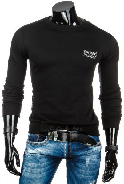 Vyriškas džemperis Bart (Juodas) Paveikslėlis 1 iš 6 310820036917