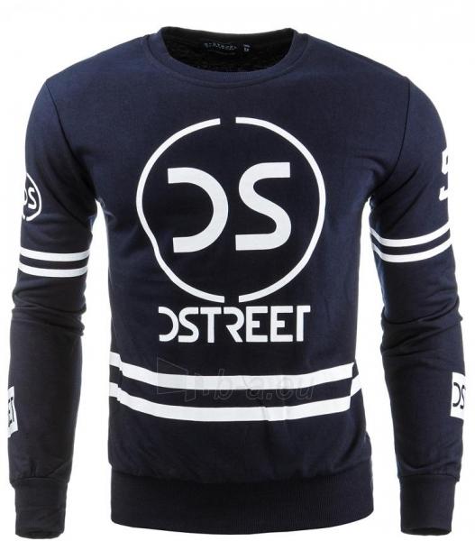 Vyriškas džemperis Basile (Tamsiai mėlynas) Paveikslėlis 1 iš 1 310820032063
