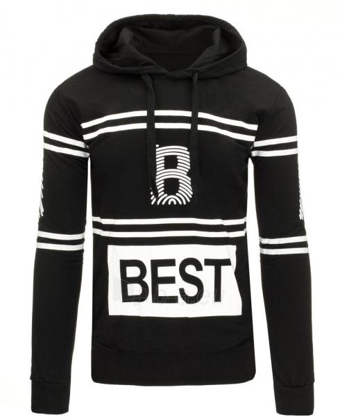 Vyriškas džemperis BBest (Juodas) Paveikslėlis 1 iš 7 310820031933