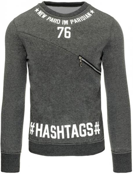 Vyriškas džemperis Bentlee (antracitas) Paveikslėlis 1 iš 2 310820041916