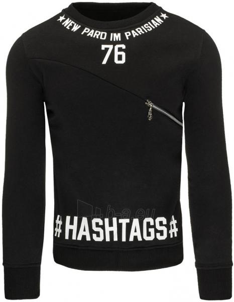 Vyriškas džemperis Bentlee (juodos spalvos) Paveikslėlis 1 iš 2 310820041914