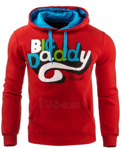Vyriškas džemperis Big Daddy (Raudonas) Paveikslėlis 1 iš 1 310820032053