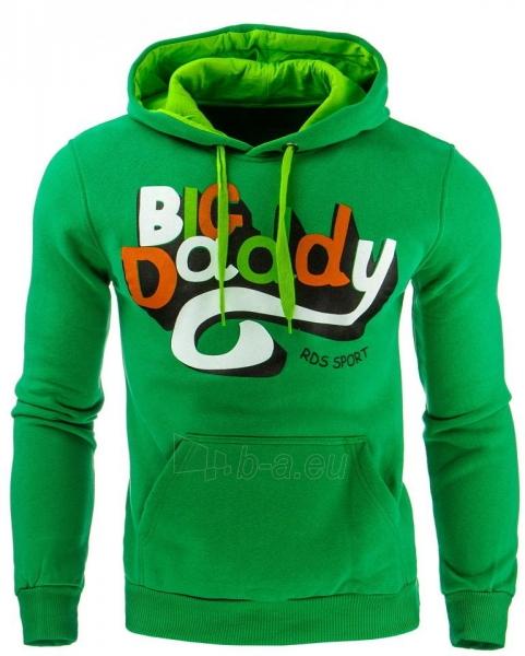 Vyriškas džemperis Big Daddy (Žalias) Paveikslėlis 1 iš 1 310820032054