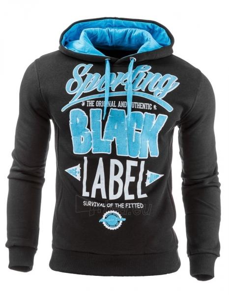 Vyriškas džemperis Blacke (Juodas) Paveikslėlis 1 iš 1 310820031717