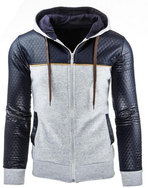 Vyriškas džemperis Bolivar (Pilkas) Paveikslėlis 1 iš 1 310820032200