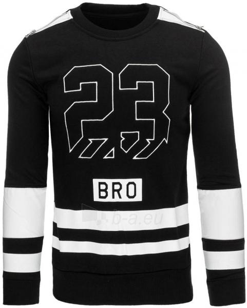 Vyriškas džemperis Bro (Juodas) Paveikslėlis 1 iš 7 310820031012
