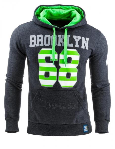Vyriškas džemperis Brooklyn (Antracitas) Paveikslėlis 1 iš 1 310820031598