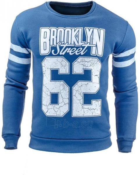 Vyriškas džemperis Brooklyn 62 (Mėlynas) Paveikslėlis 1 iš 1 310820031589