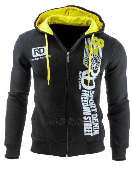 Vyriškas džemperis Broomfield (Juodas) Paveikslėlis 1 iš 1 310820037020