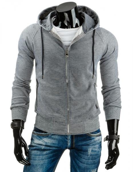 Vyriškas džemperis Calhoun (Pilkas) Paveikslėlis 1 iš 7 310820031959