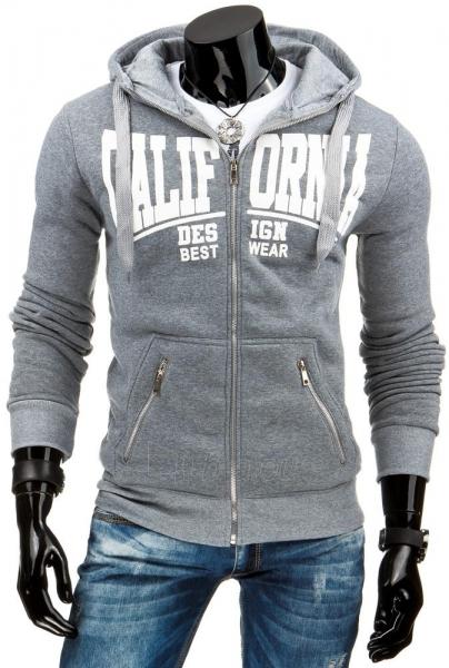Vyriškas džemperis CALIFORNIA (Pilkas) Paveikslėlis 1 iš 6 310820034964