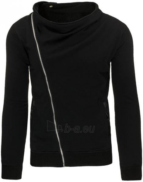 Vyriškas džemperis Calvert (Juodas) Paveikslėlis 1 iš 7 310820031743